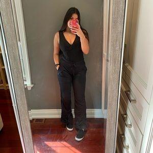 Lululemon studio black pants.